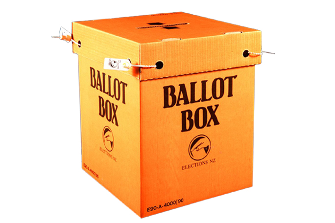 Ballot Boxes