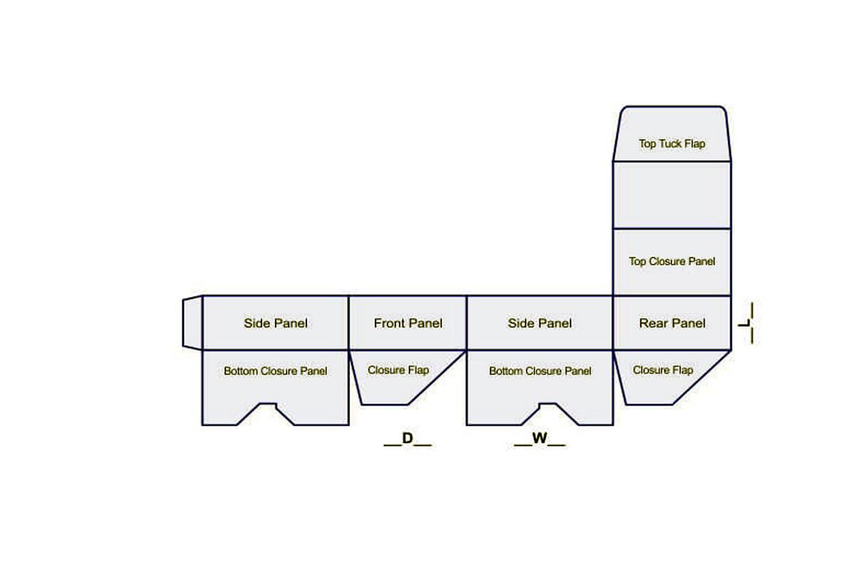 AutoBottom Display lid