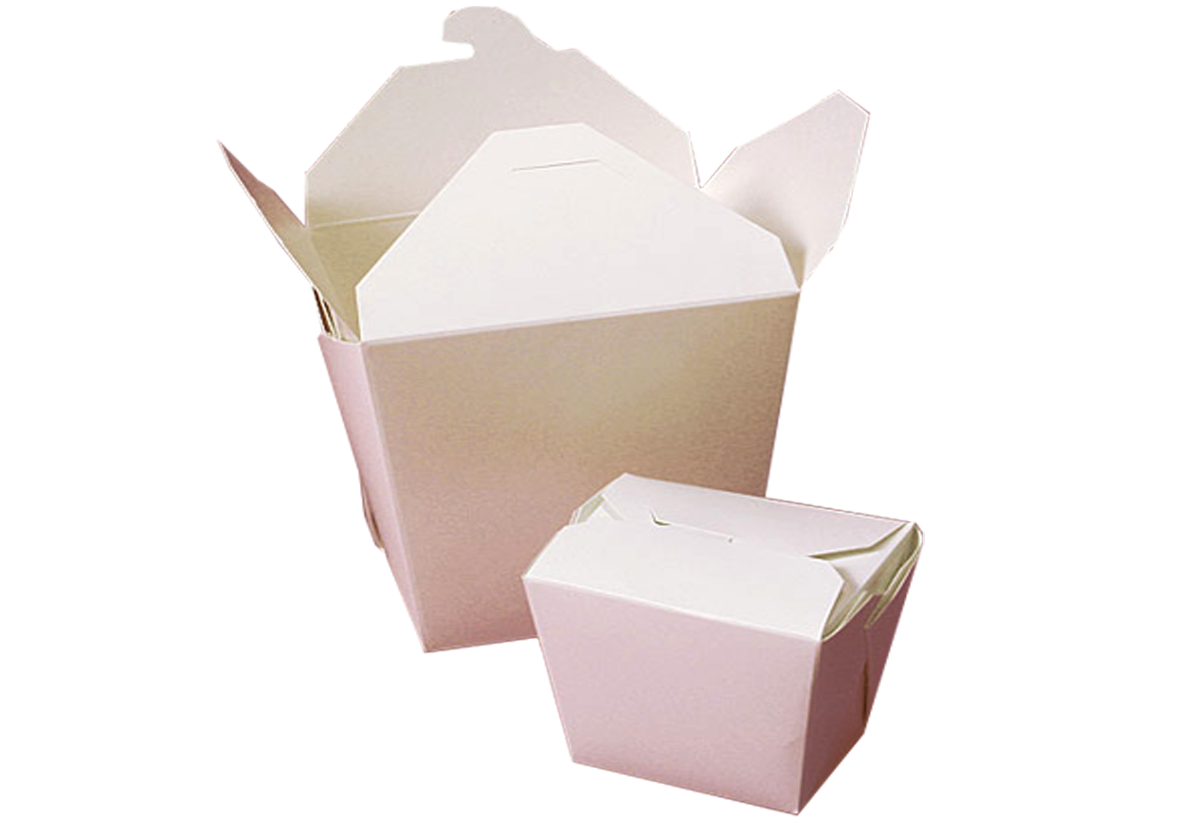 Chinese takeout box