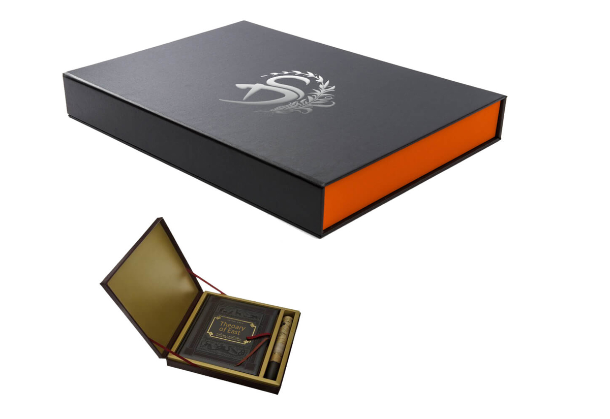 Luxury Catalogs Boxes