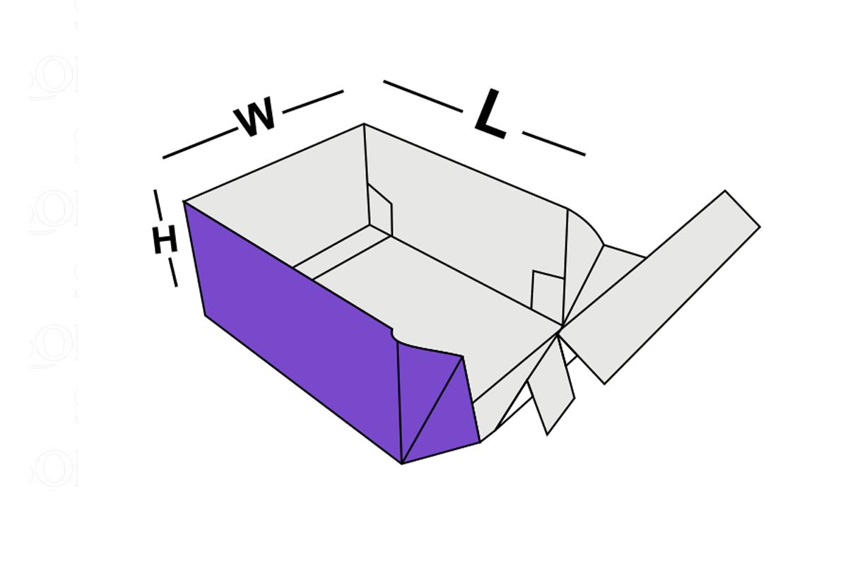 Double Wall Tray