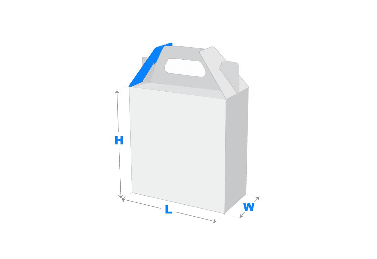 Gable box auto botom