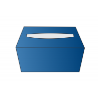Seal end perforate top