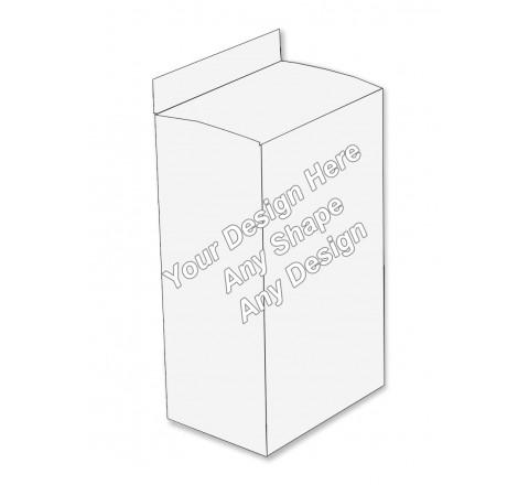 Cardboard - Hair Serum Packaging Boxes