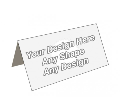 Die Cut - Header Card Packaging