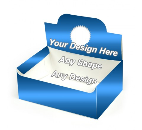 Die Cut - Pop up Display Boxes