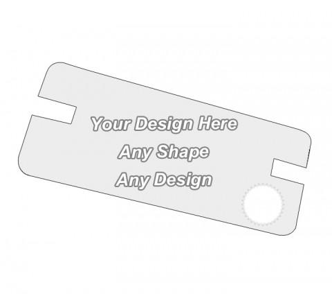 Die Cut - Backing Card Printing