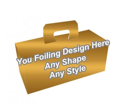 Golden Foiling - Promotional Boxes