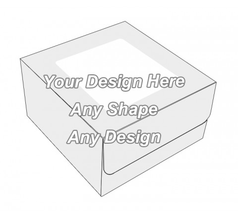 Window - Bakery Packaging Boxes